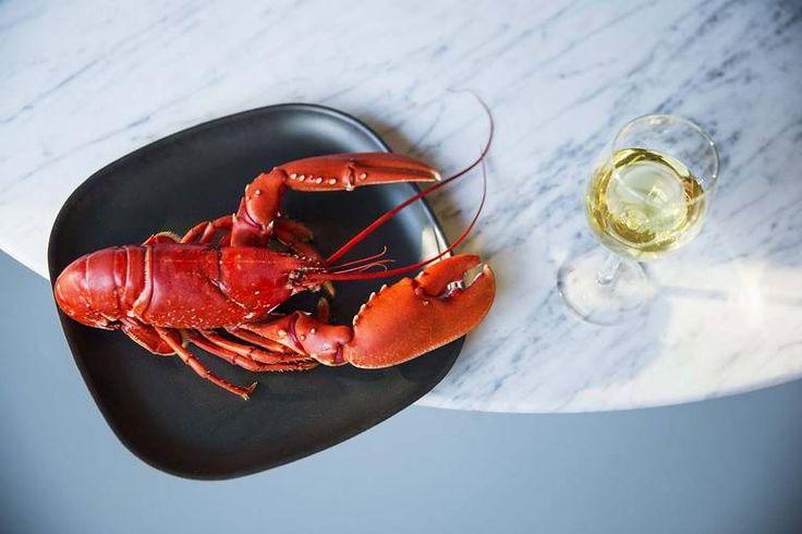 Kun det beste er godt nok til norsk hummer. Tips på Smak.no. Foto: Sigurd Fandango