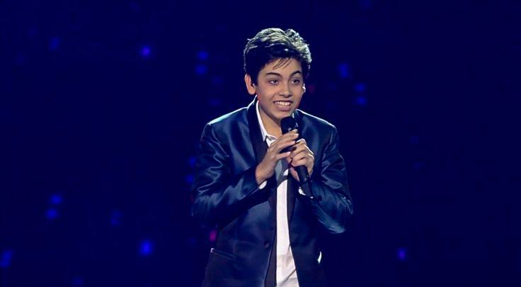 """Marsa, Malta - Italien gewinnt den 12. Junior Eurovision Song Contest 2014 mit Vincenzo Cantiello und """"Tu, primo grande amore"""". --- http://www.eurovision-austria.com/italien-gewinnt-junior-eurovision-song-contest-2014/"""