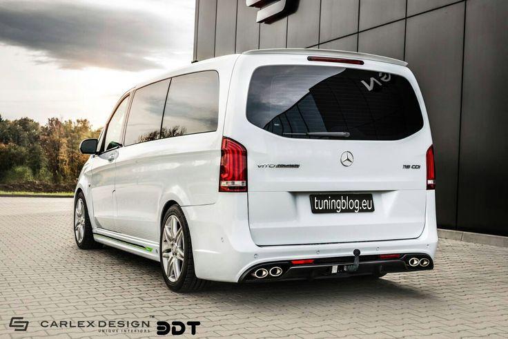 Mercedes benz white vito
