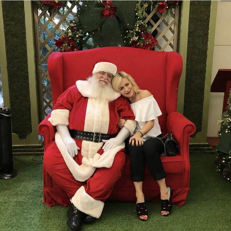 Shop2gether para ver Papai Noel! =-D