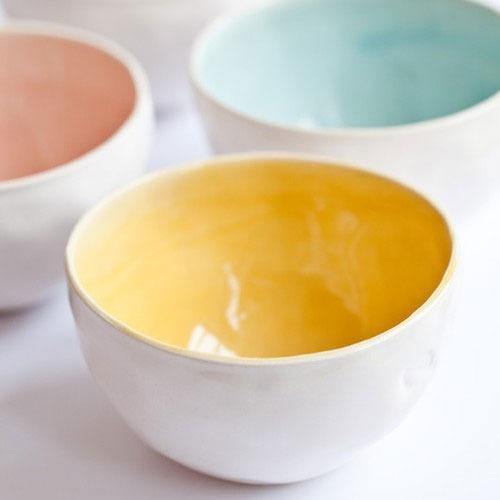 Small Bowl, from Mia Blanche Keramik
