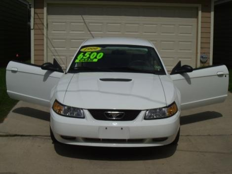 Used Ford Mustang GT for sale in Texas for only $6500