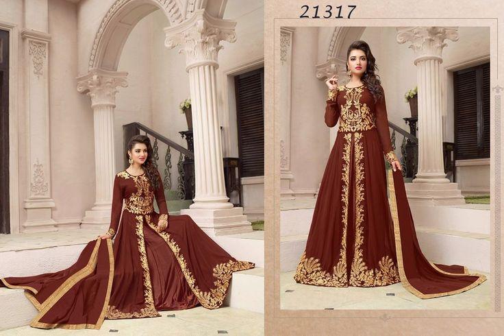 Salwar Suit Bollywood Pakistani Ethnic Designer Indian New Kameez Dress Anarkali #TanishiFashion