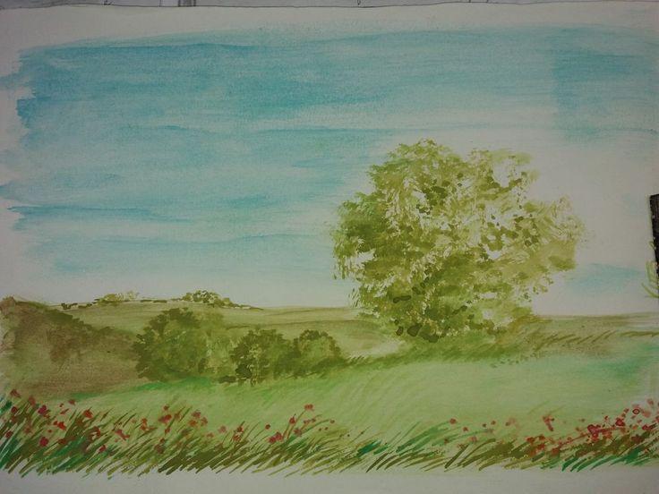 Vitto - dipinto originale ad acquerello. | eBay