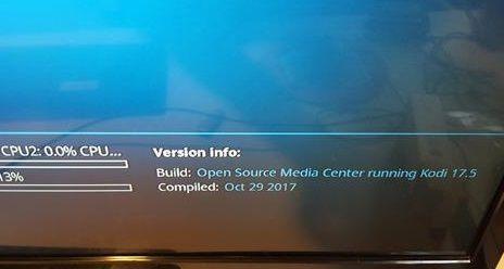 How To Install KODI 17.6 On a Raspberry Pi 3 Using OSMC Screenshot