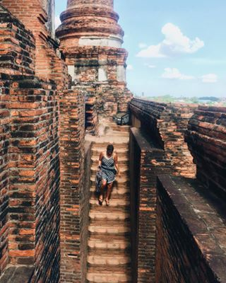 Ayutthaya Historical Park, Phra Nakhon Si Ayutthaya | 14 Places In Thailand That'll Really Make Your Instagram Pop