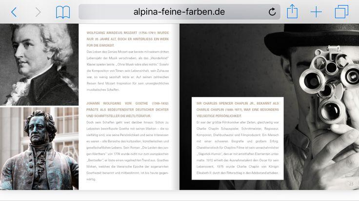 17 Best Images About Alpina Feine Farben No. 02 On Pinterest