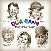 """Our Gang is a series of American comedy short films about a group of poor neighborhood children and their adventures. Created by comedy producer Hal Roach, the series is noted for showing children behaving in a relatively natural way,  Our Gang """"The Little Rascals cast members were:  Carl Switzer · George McFarland · Billie Thomas · Darla Hood · Matthew Beard · Robert Blake · Allen Hoskins · Norman Chaney."""