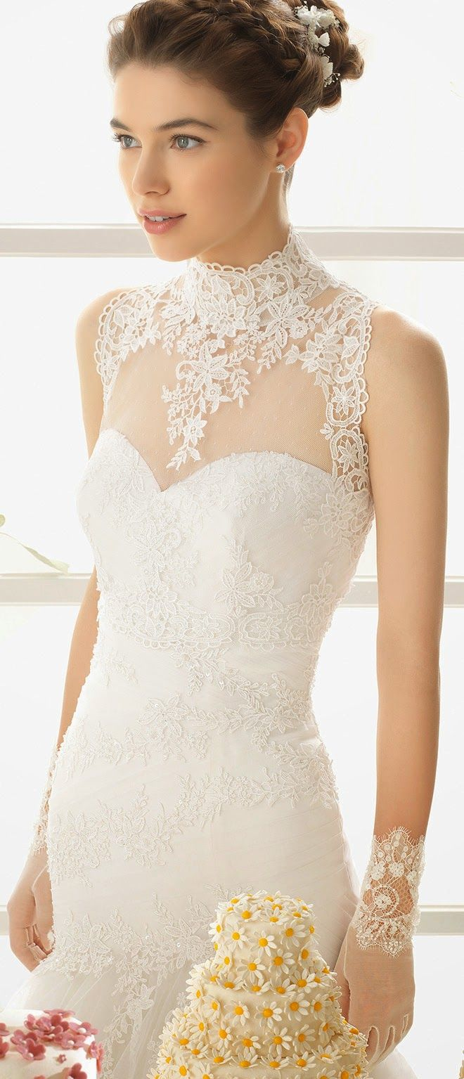 82 best Brautkleider images on Pinterest | Short wedding gowns ...