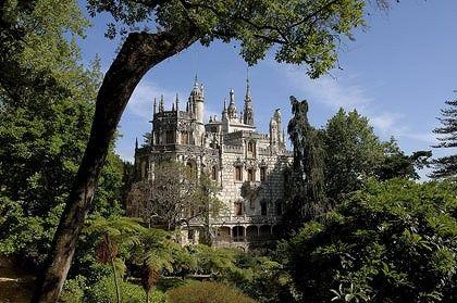 Beautiful Sintra, Portugal
