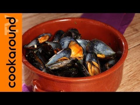 Impepata di cozze - le videoricette di Cookaround - YouTube