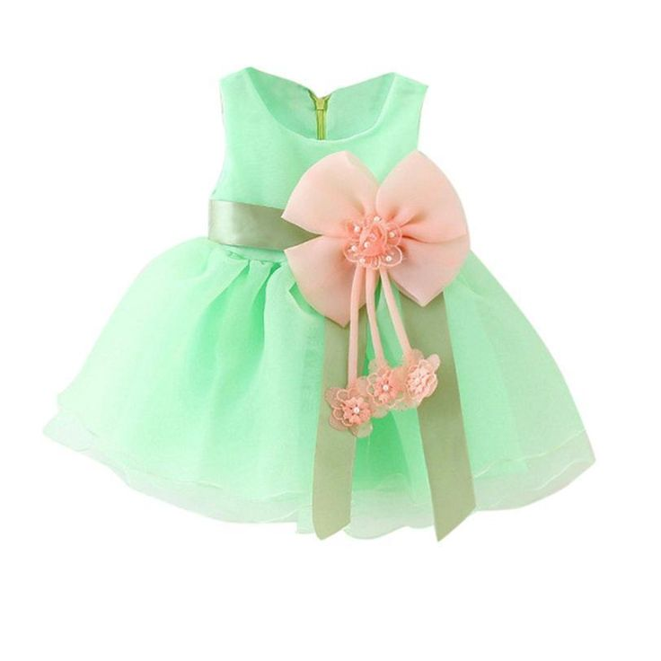 Baby Girls dress Party Toddler Baby Girls Solid Flower Belt Dress Layered Tulle Tutu. Department Name: BabyGender: Baby GirlsSilhouette: A-LineModel Number: girl dress partyDress Style: fresh green dress girlFit: Fits true to size, take your normal sizeStyle: CasualDecoration: FlowersActual Images: yesSleeve Style: RegularPattern Type: SolidDresses Length: Above Knee, MiniCollar: OSleeve Length(cm): SleevelessMaterial Composition: Cotton BlendBrand Name: MUQGEWMaterial: Spandex,CottonSIZE…