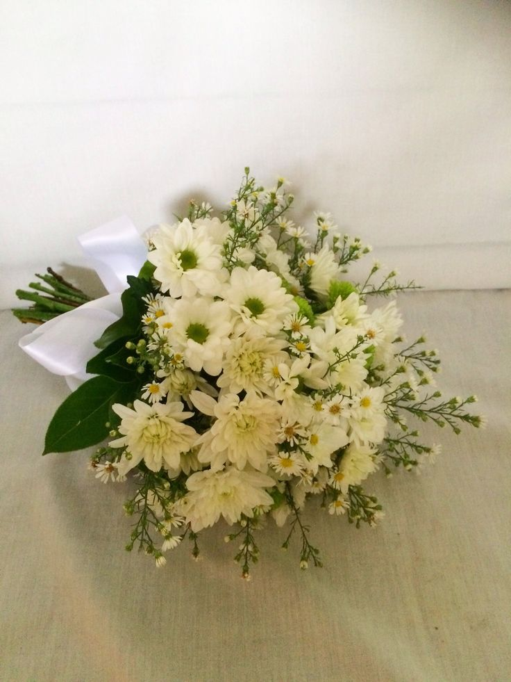 Chrysanthemum mix bouquet.