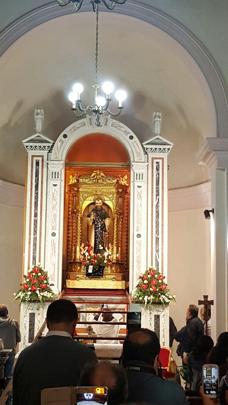 Apertura cappella - 05 Novembre 2016