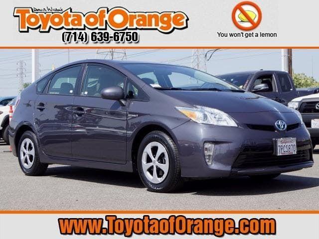 Buy This 2015 Toyota Prius Three Hatchback At Www Toyotaoforange
