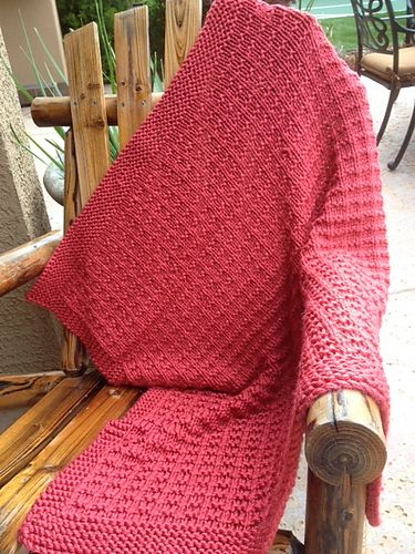 Knitted Lap Blanket Patterns : Pin by Debra Dobs on Crafts & knit Pinterest