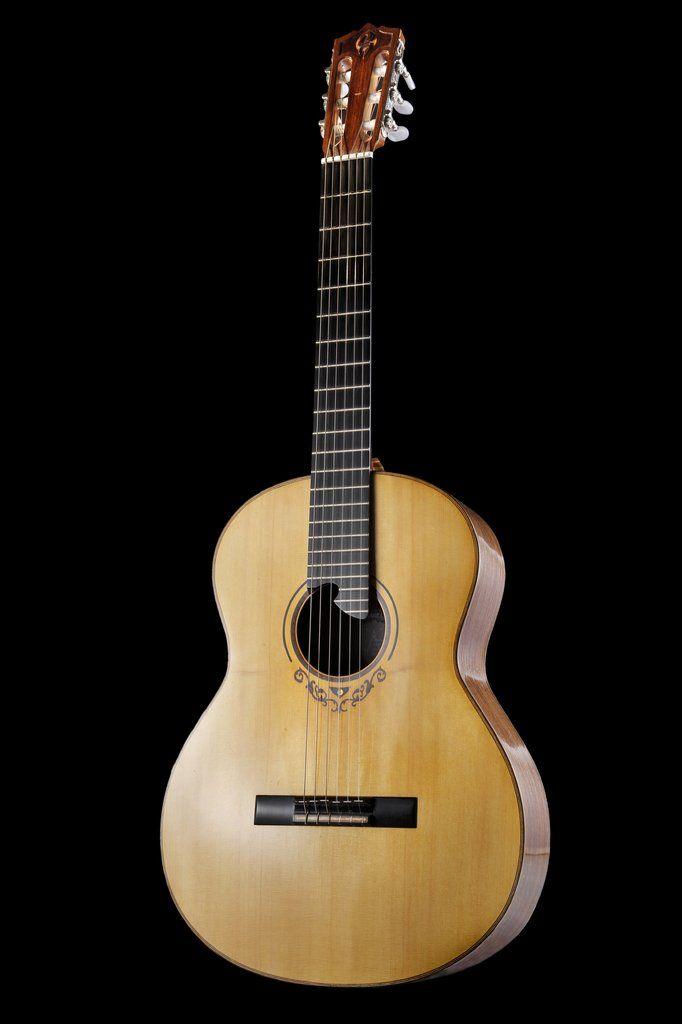Guitarra Clásica - (MARIEL) - Luthier Raul Sors