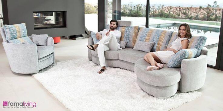 Cansado de ver siempre los mismos sofás? http://malaga.famaliving.com/