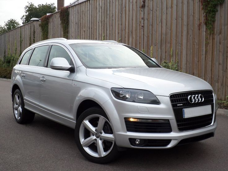 The best prices on new and used cars in Kenya 2007 AUDI Q7 Total cost inclusive of duty. 3.4M http://www.nairobicars.com/views/Audi_Q7_4_Wheel_Drive_2007-782/