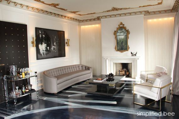 1000 images about san francisco decorator showcase 2013 - Living room showcase designs images ...