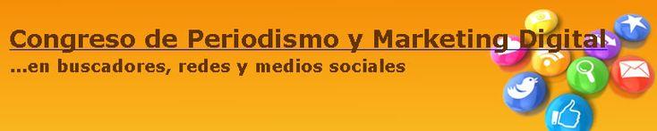 Logo Congreso Virtual Mundial de Periodismo y Marketing Digital en buscadores, medios y redes sociales