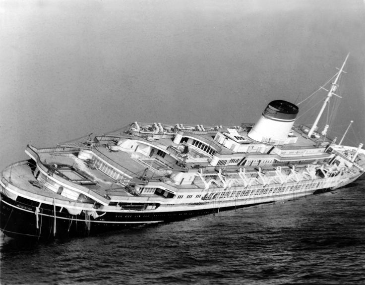 Lost Liners From the Titanic to the Andrea Doria The Ocean Floor Reveals Its Greatest Ships