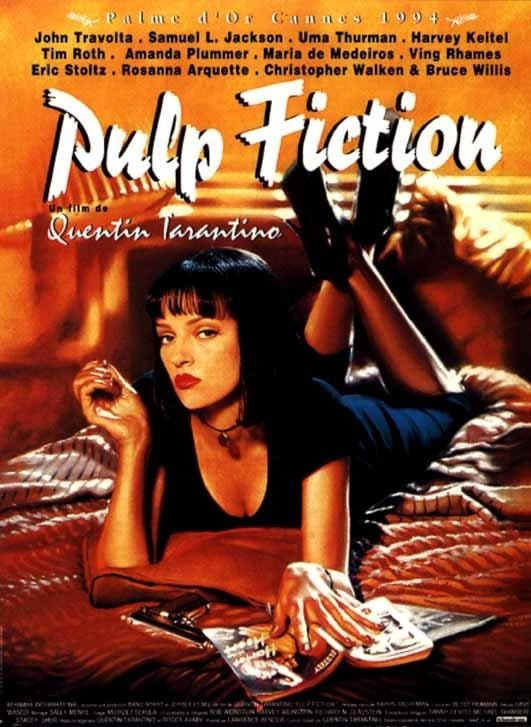 The Top 150 Best '90s Movies - Pulp Fiction