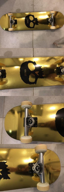Skateboards-Complete 16264: Zero Skateboard Complete -> BUY IT NOW ONLY: $40 on eBay!