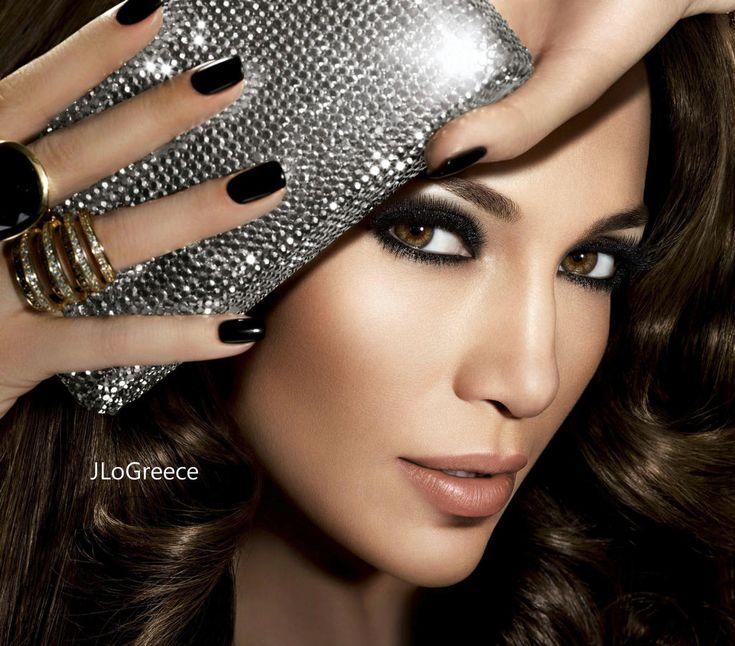 Beauty Products Jlo: 57 Best Jennifer Lopez Makeup Images On Pinterest