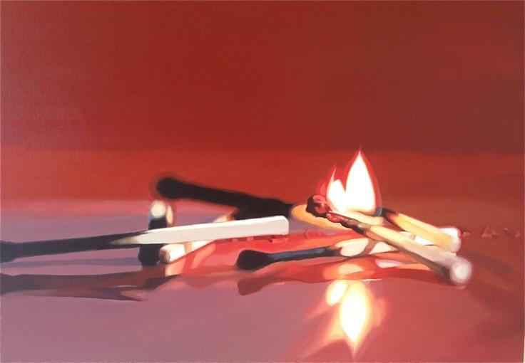 Tritan Braho / Canadian art/ contemporary / original art / @Susan Caron Hoeltken.com