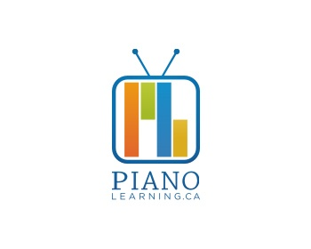 PianoLearning.ca at https://www.LogoArena.com - logo by veter