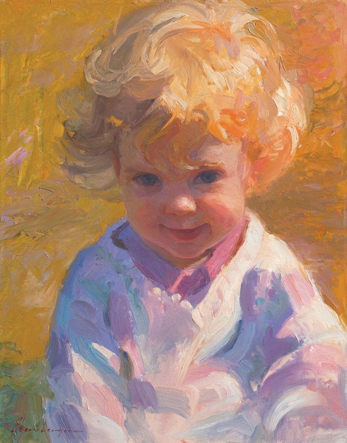 Anna by John Ebersberger