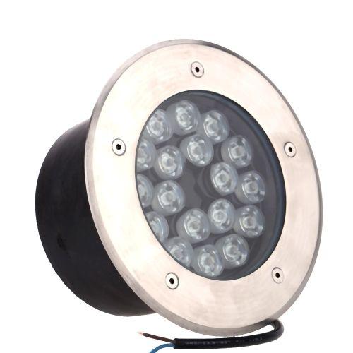(26.22$)  Buy here  - 18W LED Outdoor Ground Garden Path Floor Underground Buried Yard Lamp Spot Landscape Light IP67 Waterproof AC 85-265V
