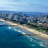 Durban beach - spent my childhood vacations in this magical place