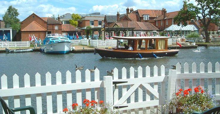 Norfolk Broads Cottages | Wroxham Holiday Cottages