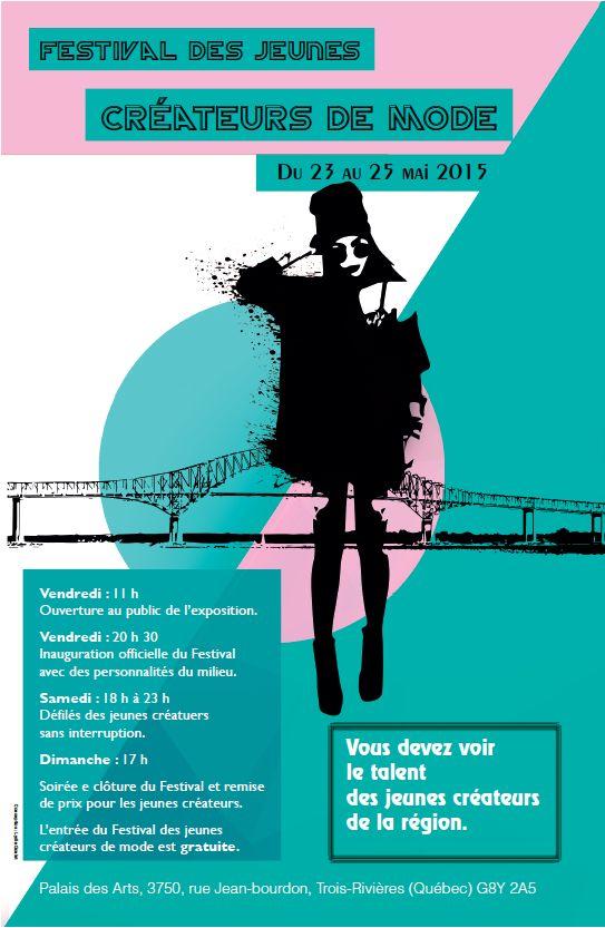 Découvrez mon projet @Behance: «Projet Festival des jeunes créateurs de mode» https://www.behance.net/gallery/41862019/Projet-Festival-des-jeunes-crateurs-de-mode