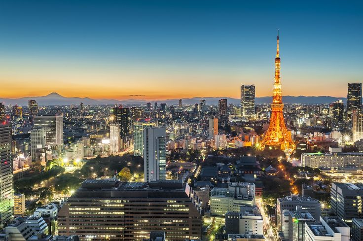 Tokyo Tops World's Largest Megacities List in 2015