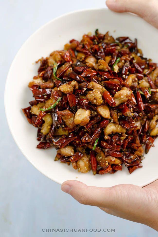 mala chicken, Chongqing chicken