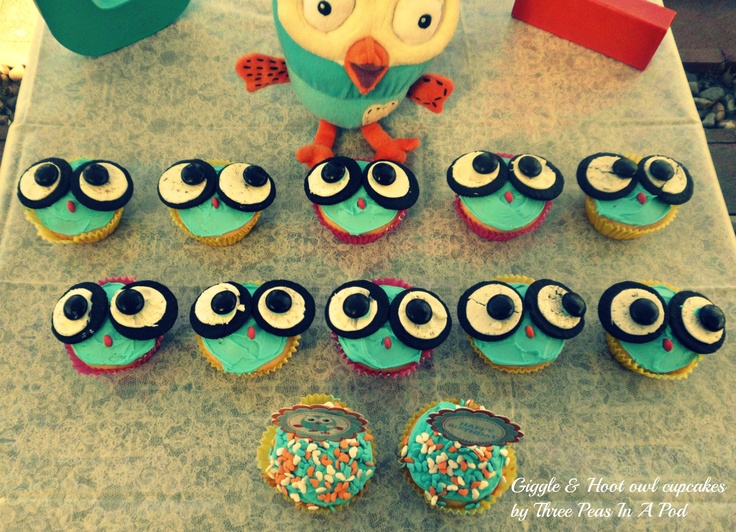Giggle and hoot birthday... my son loves giggle and hoot
