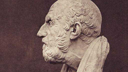 Diogenes von Sinope - radikaler Lebensphilosoph und Provokateur. Ein Podcast von Radio Wissen Bayern 2