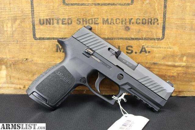 For Sale:  Sig Sauer P320 .45ACP Handgun Pistol NEW