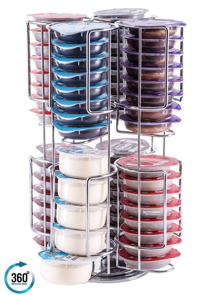 Babavool T11 Distributeur pour 64 capsules Tassimo avec base rotative - Babavoom garantit la meilleure qualité: Amazon.fr: Cuisine & Maison