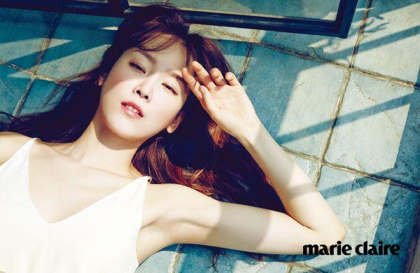 Seo Hyun-jin // Marie Claire