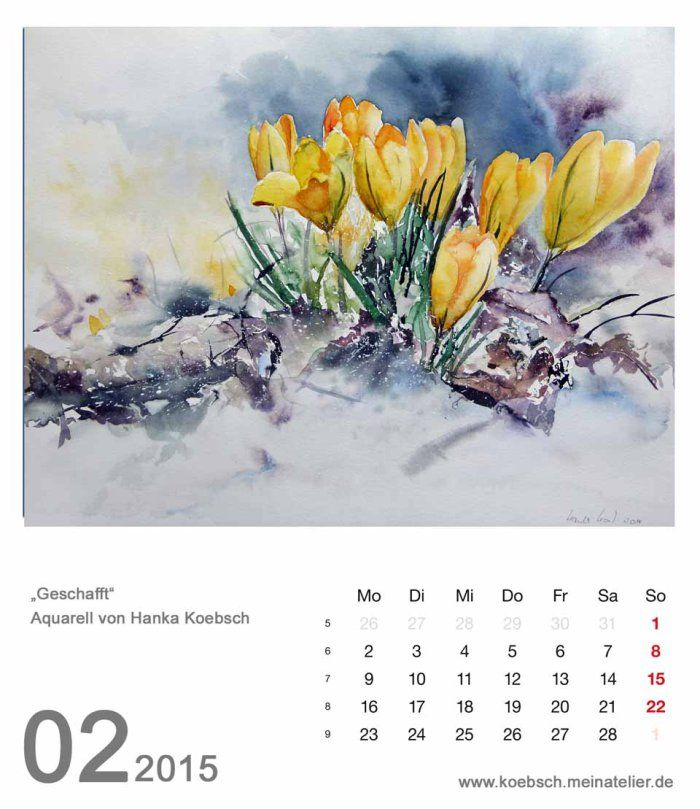 17 best Kalender / calendar 2015 images on Pinterest   2015 calendar ...
