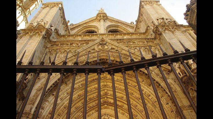 Fotos de: Toledo - Fachada de la catedral de Santa María (XLII)