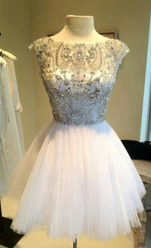pink homecoming dresses, short homecoming dresses, beaded homecoming dresses…