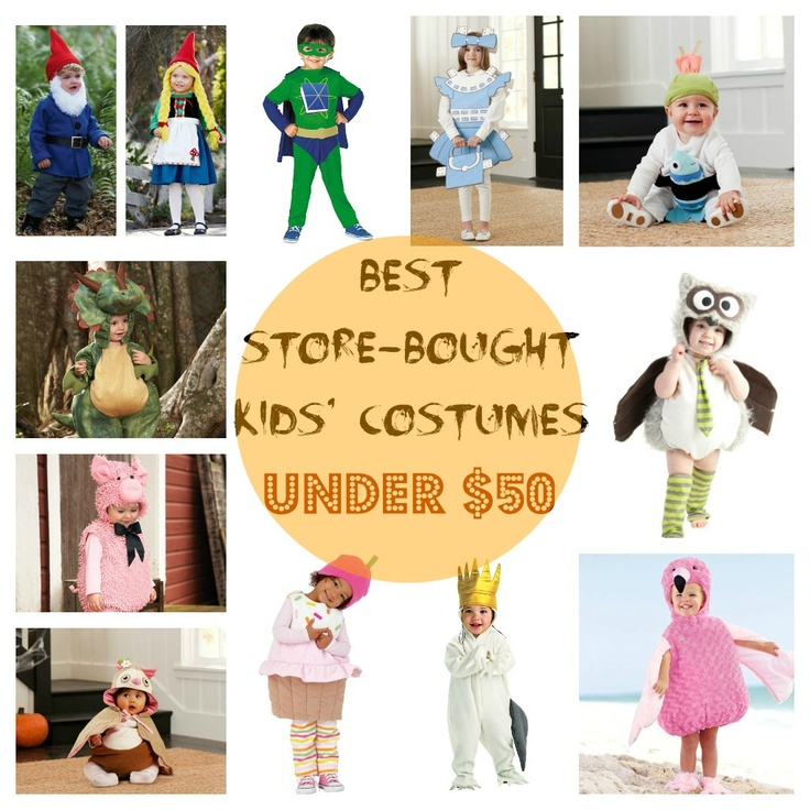 Best Affordable Halloween Costumes for Kids