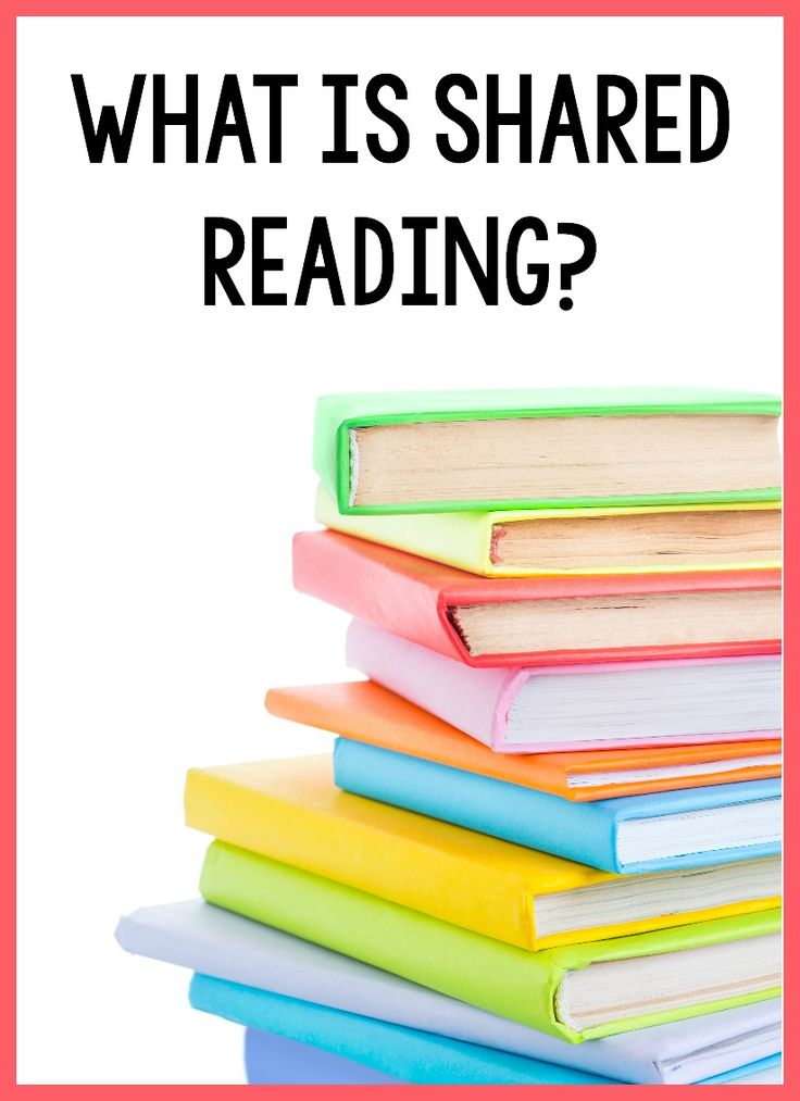What is shared reading? Shared reading is an instructional strategy that can be used to teach many different reading skills (comprehension, fluency...