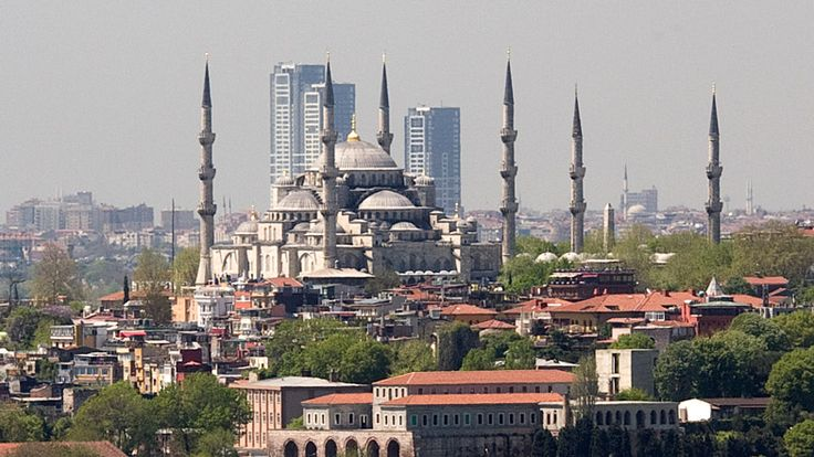 Istanbul skyscrapers to be demolished to protect the city's skyline.