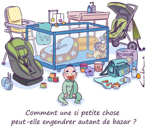 Petit bébé = grand dérangement ! par Céline Théraulaz sur Guide Maman Bébé